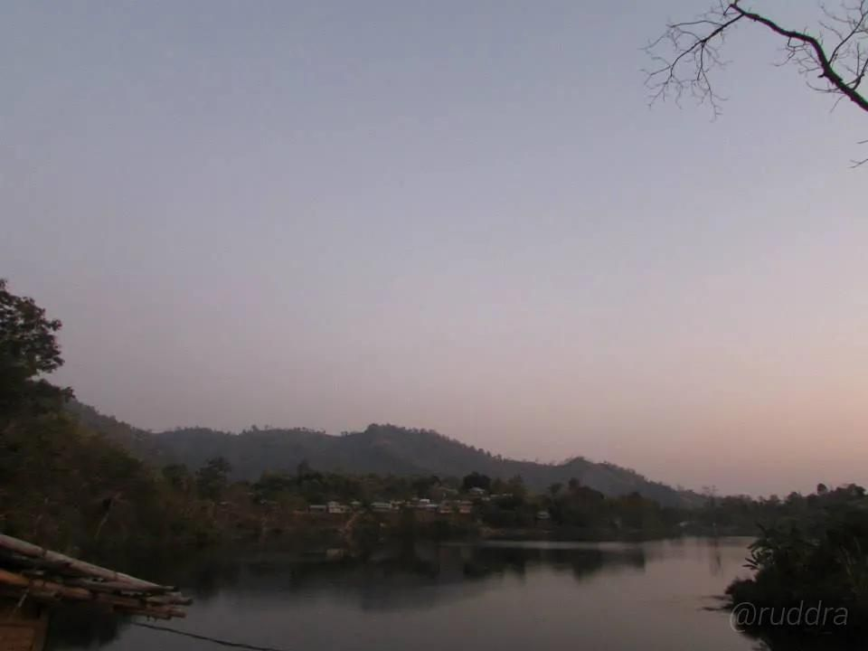 Boga Lake evening